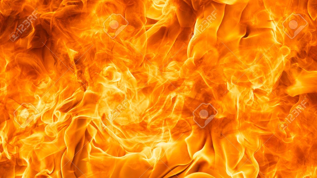 blaze fire flame texture background in Full HD ratio, 16x9 Stock Photo - 80529118