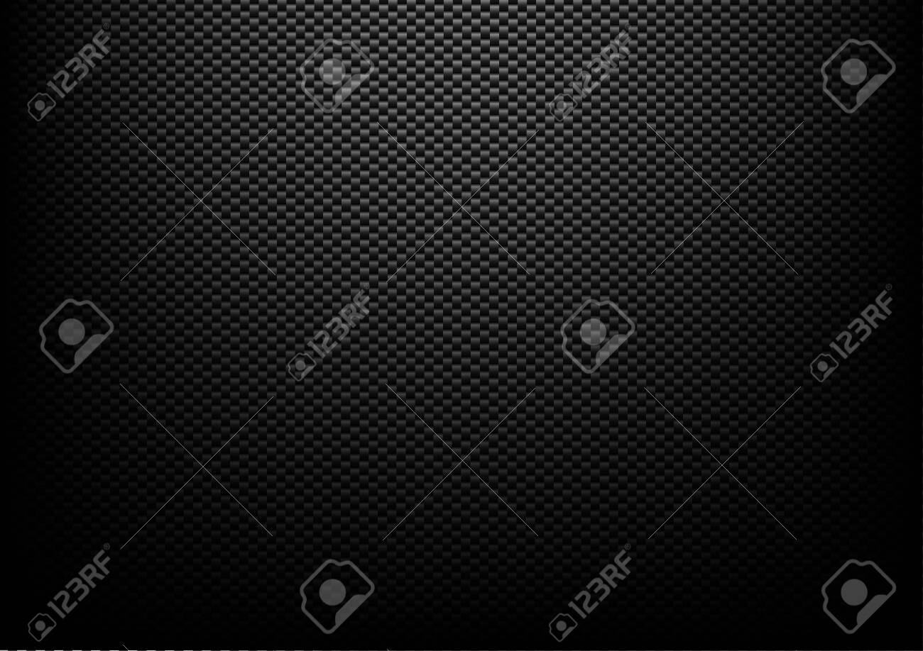 Carbon fibre texture background, New Technology abstract, vector illustration - 148875950