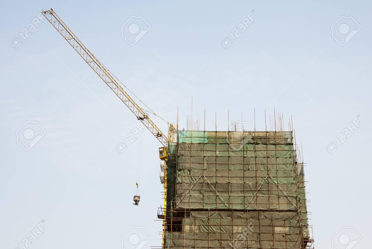 construction site Stock Photo - 10297460