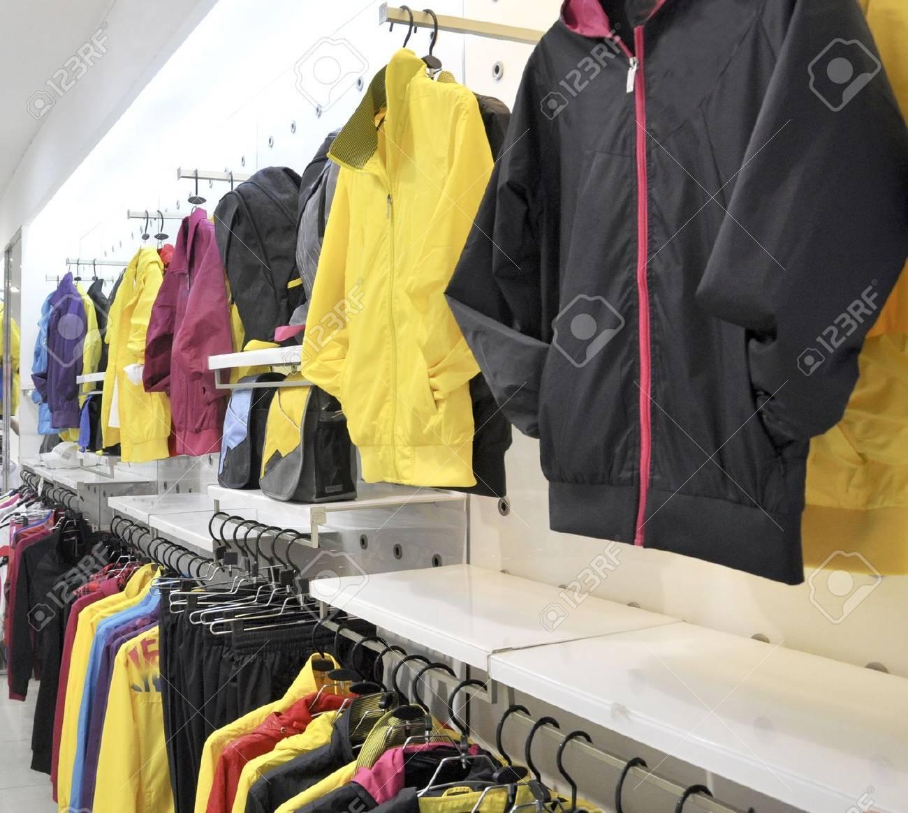 Sportswear shop Stock Photo - 11200224