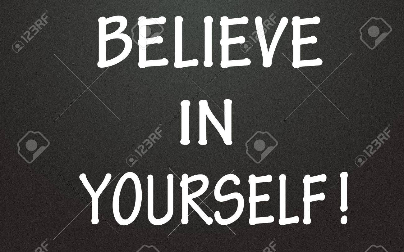 Believe in yourself symbol stock photo picture and royalty free believe in yourself symbol stock photo 14309004 biocorpaavc Choice Image