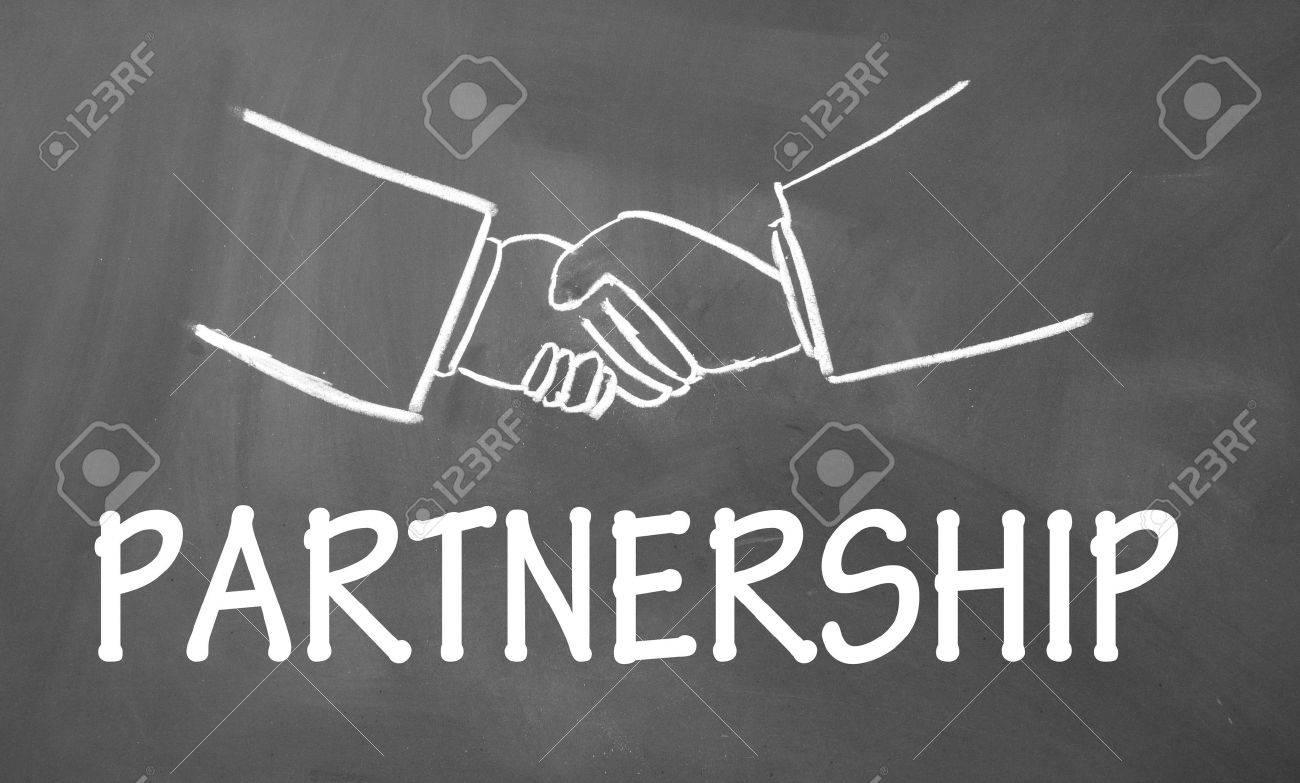 partnership symbol Stock Photo - 14475268