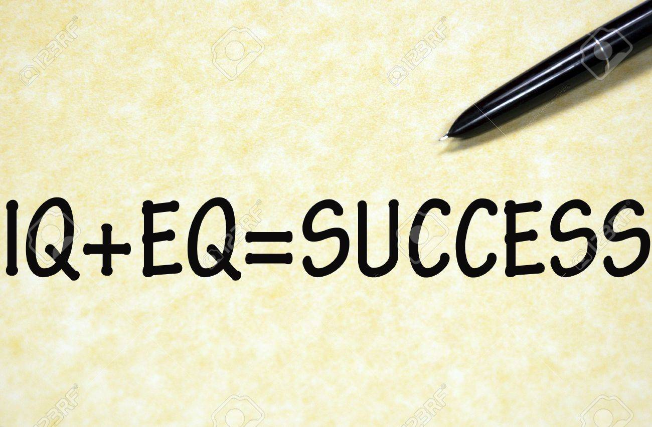 formula for success written with pen on paper Stock Photo - 17038053