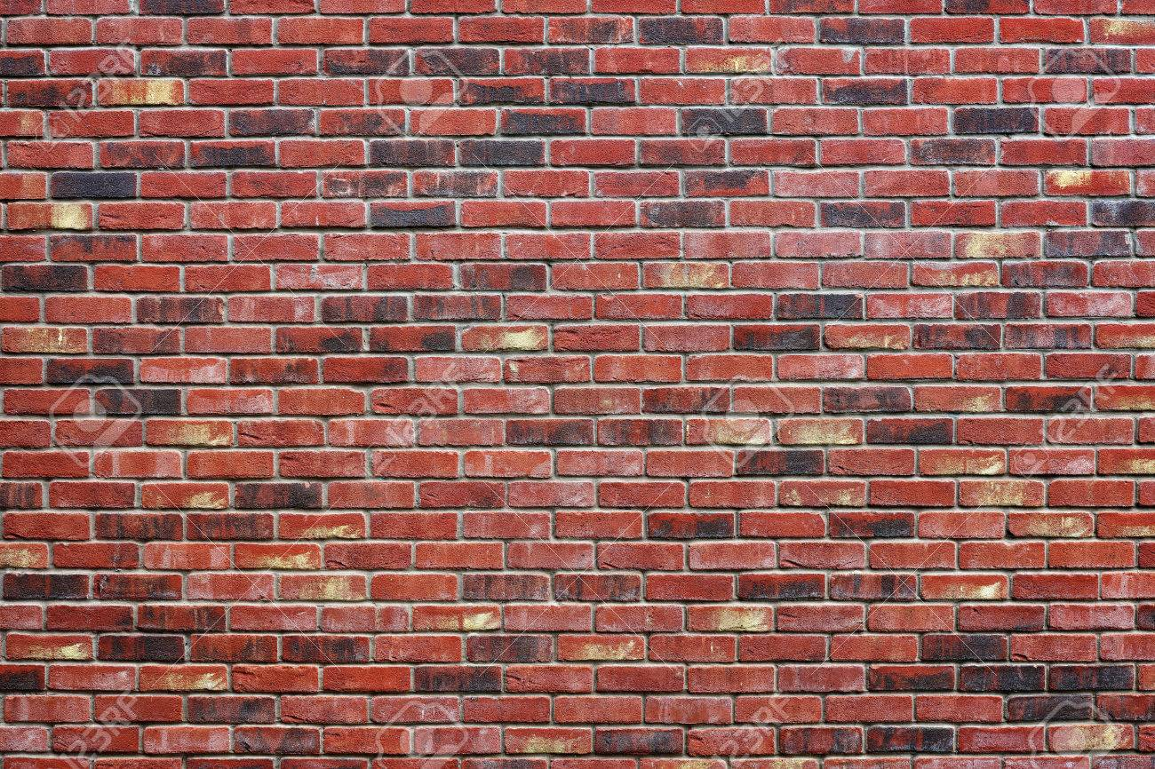 Red Brick Wall Background Design Texture Stock Photo Picture And