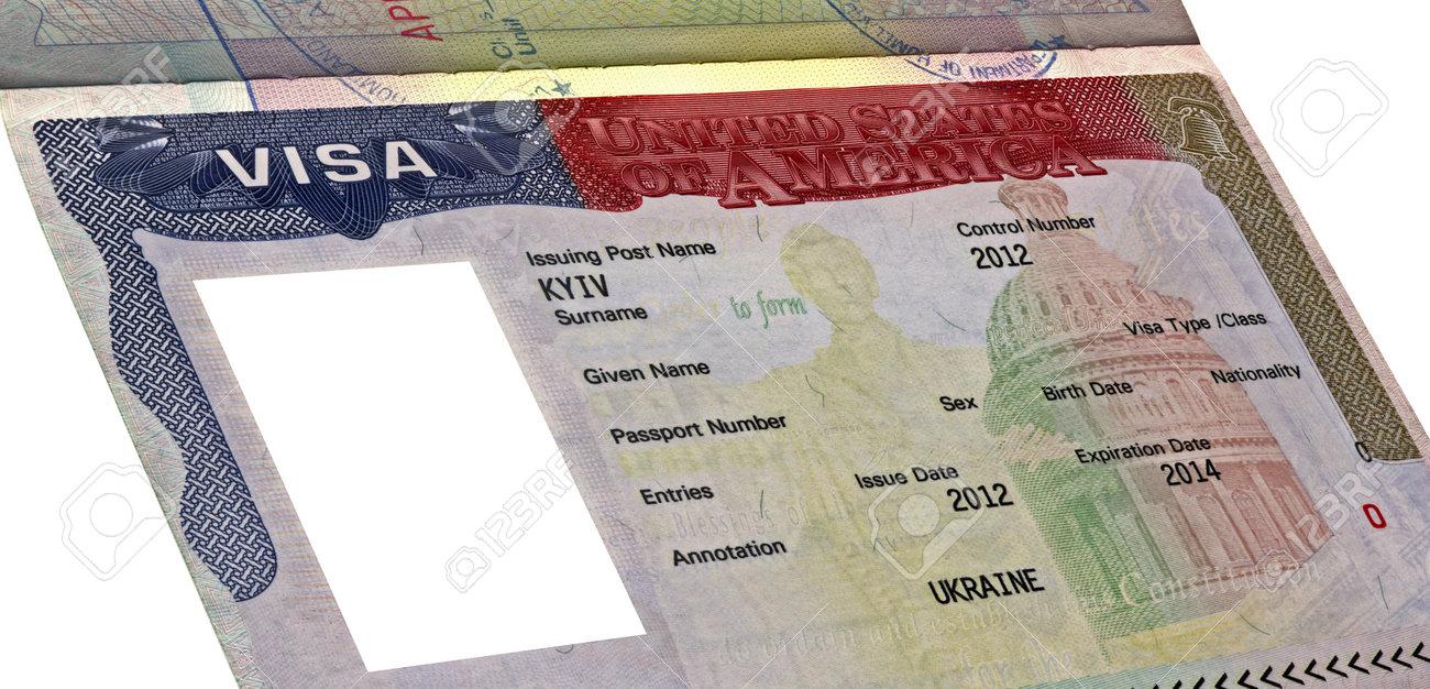 Visa Americana Para Los Ciudadanos De Ucrania, USA Detalles Viajes ...