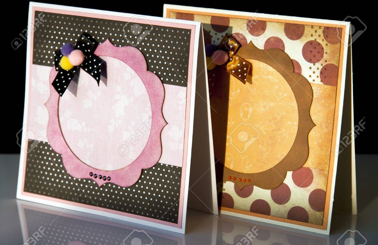 Handmade Frames Stock Photo, Picture And Royalty Free Image. Image ...