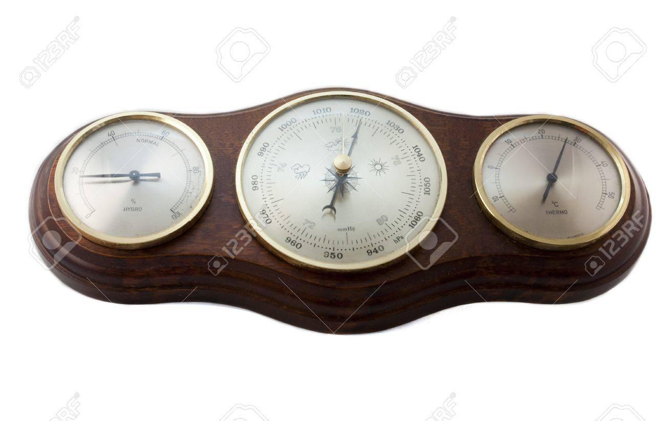 Barometer Stock Photo - 18138470