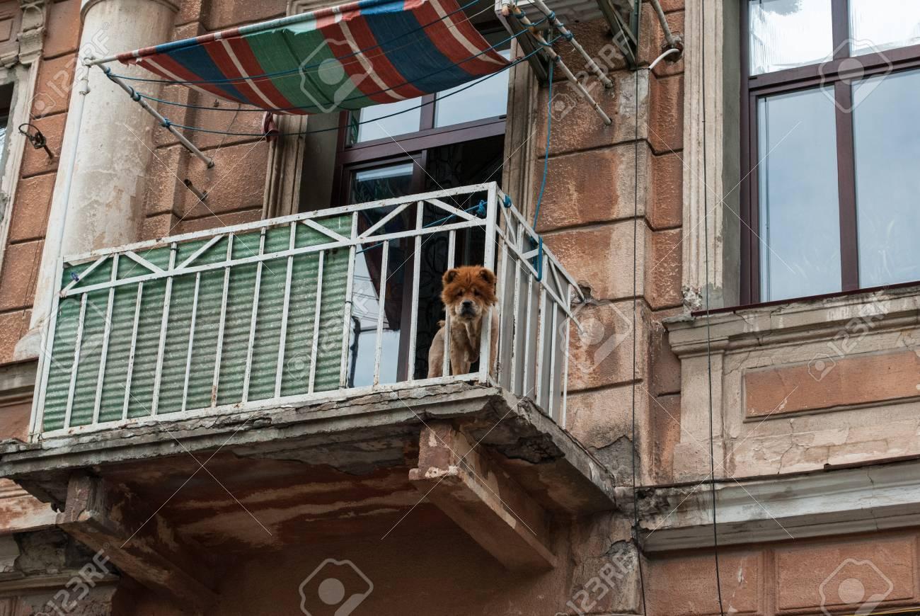 Foto de un balcón