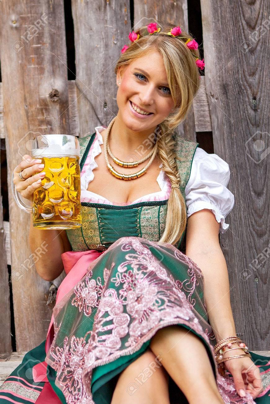 German young girl #4