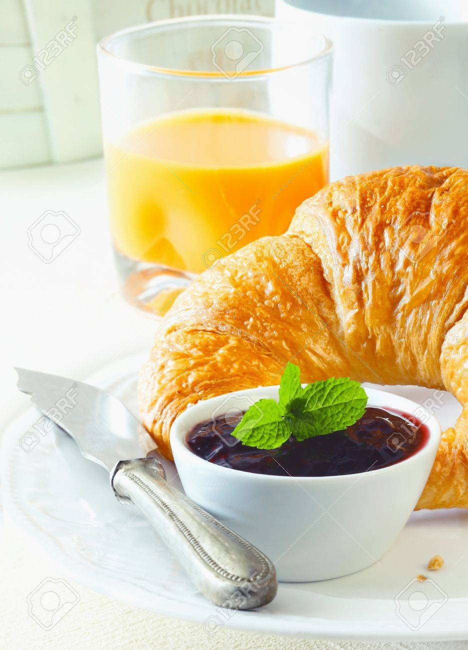 Continental Breakfast Images