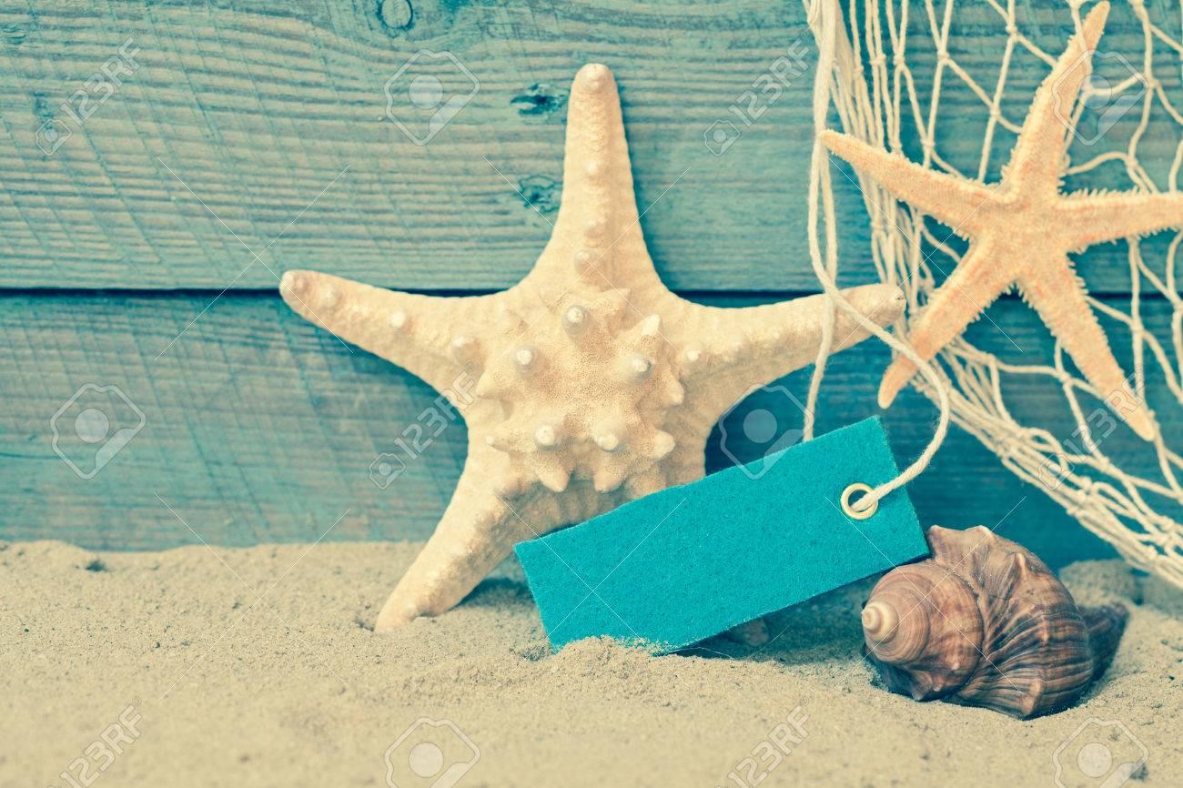 Sfondo stelle marine