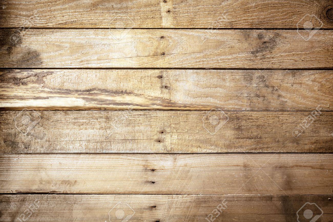 antiguo resistido textura de fondo de madera rstica con tablas de madera de color marrn de - Madera Rustica