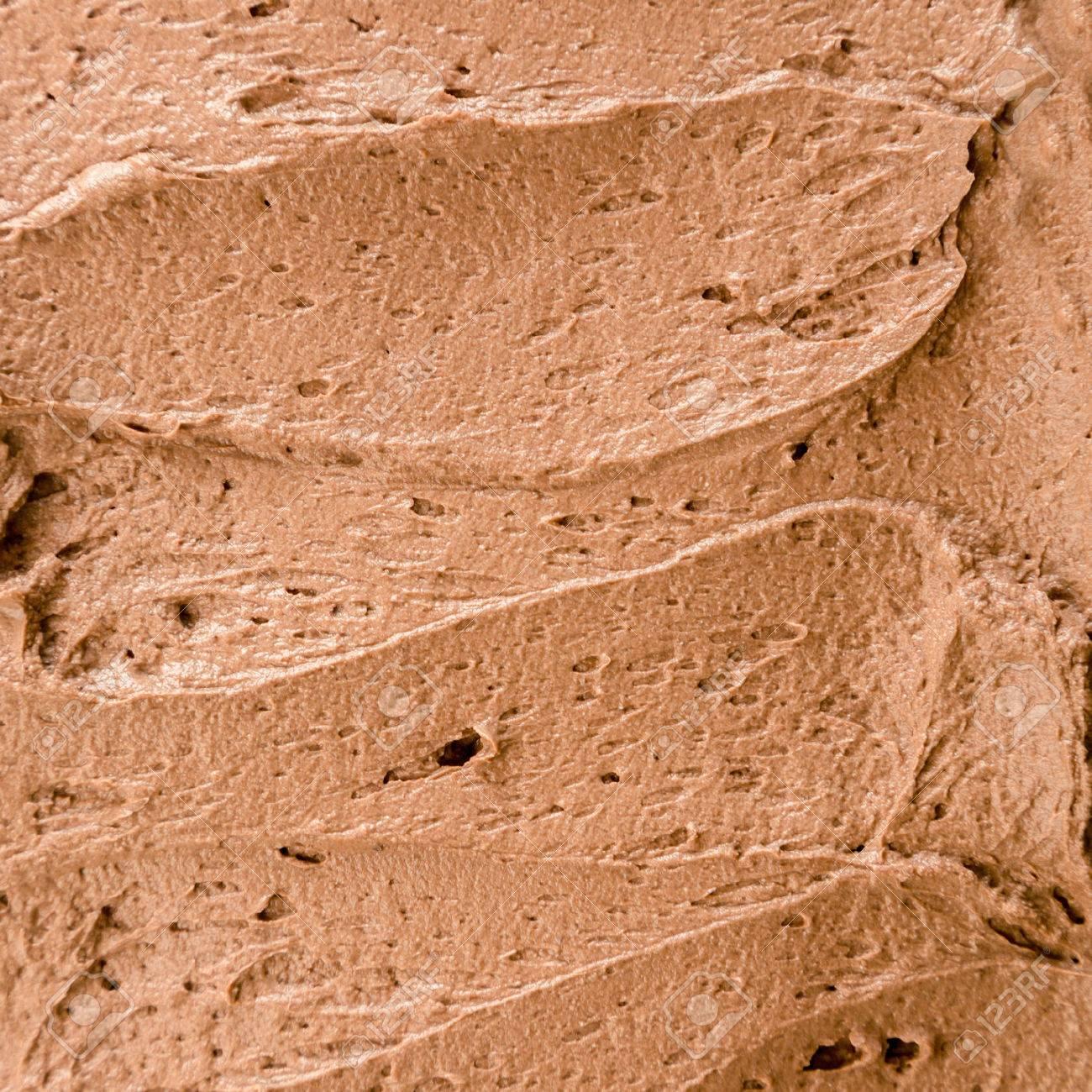 Instant chocolate ice-...