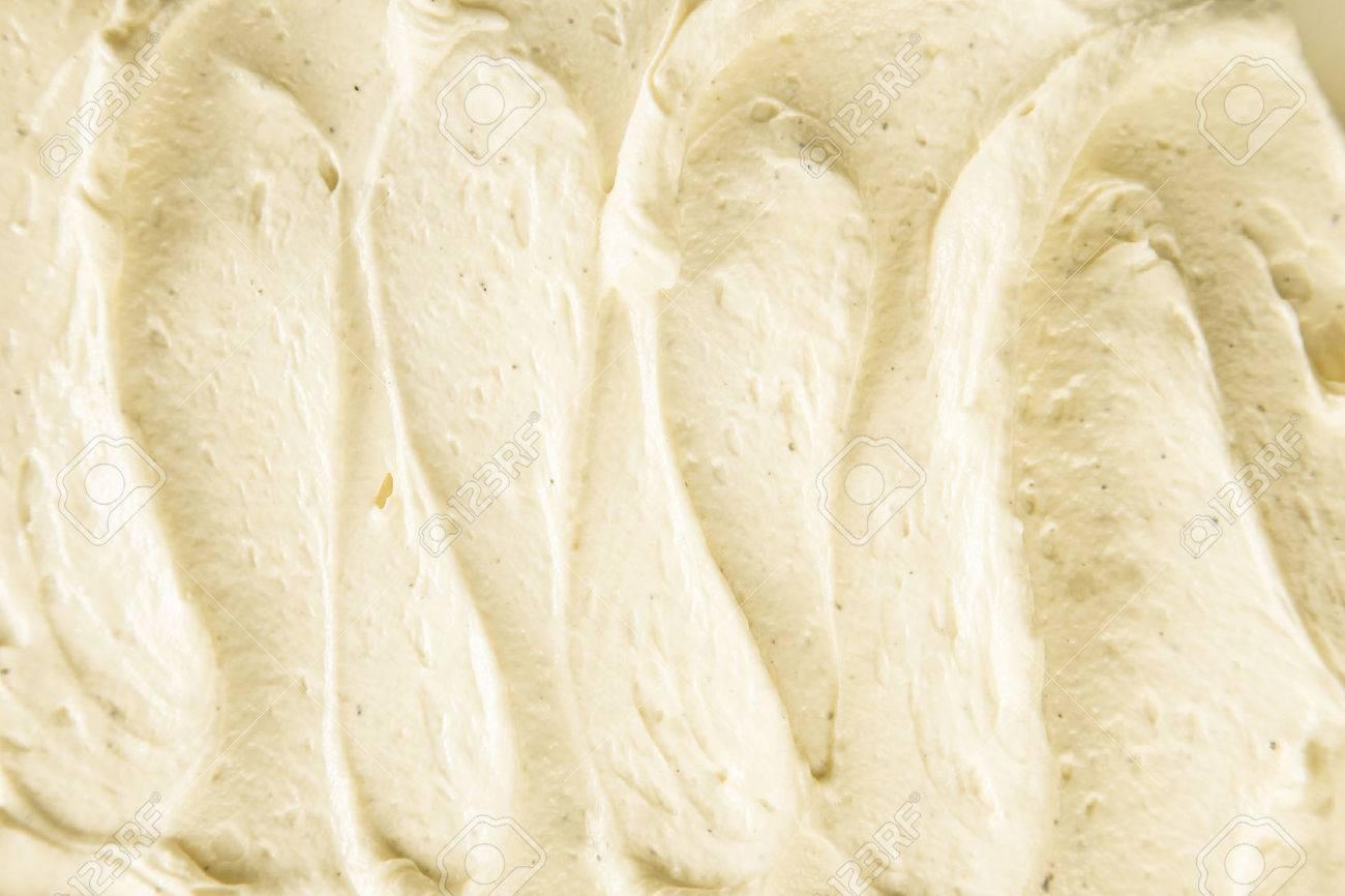 Up close and creamy