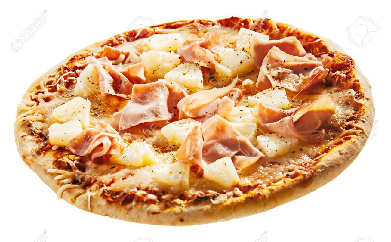 italian pizza pineapple