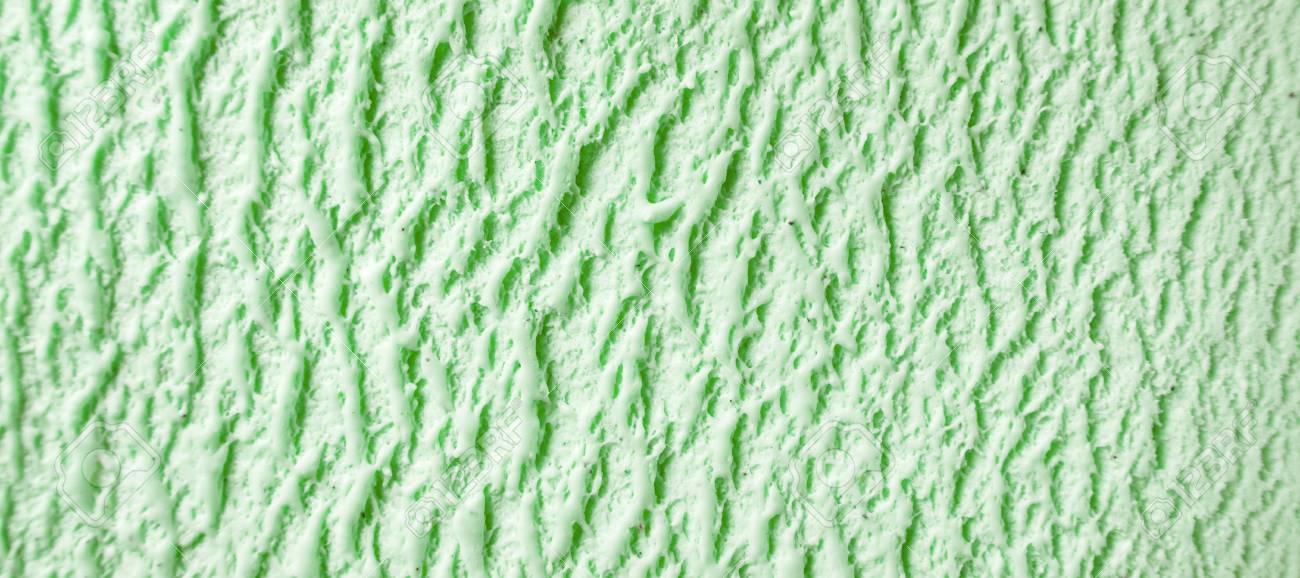 Full Frame Textura Del Fondo - Primer Plano De La Verde Menta O ...