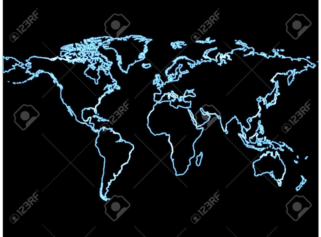 World map with neon effect black background in bird view world map with neon effect black background in bird view perspective stock photo 14152219 gumiabroncs Images