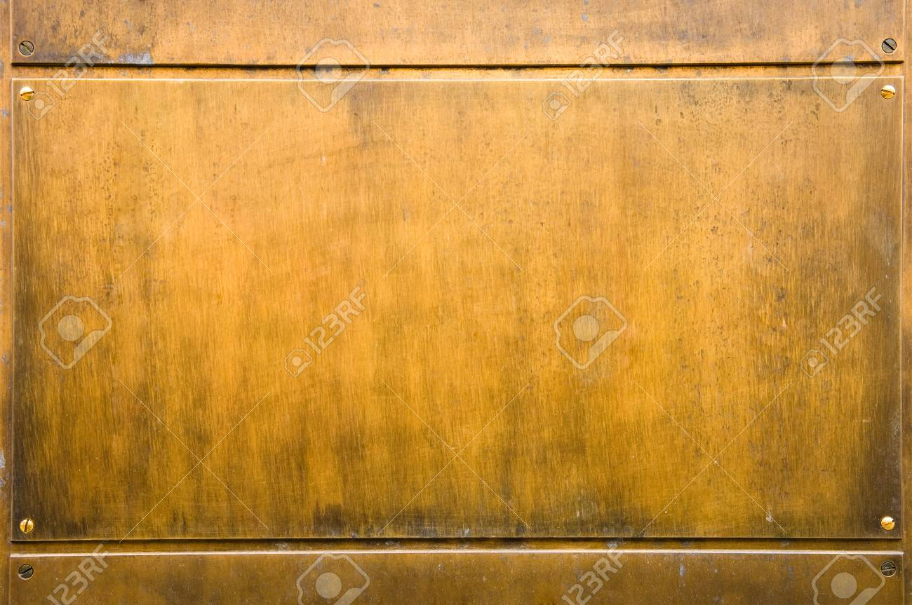 blank sign at a wall - nice background with space for text Stock Photo - 17079499