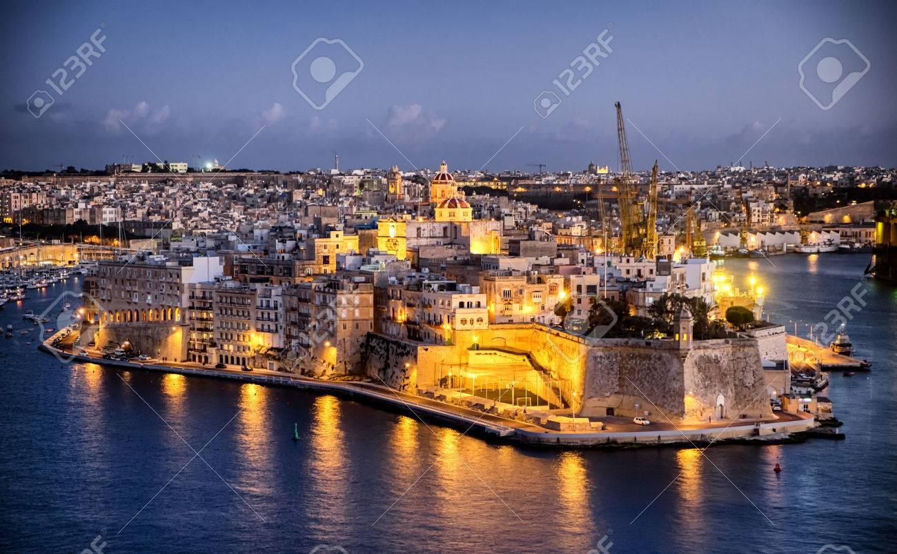 harbor of valletta - malta - 36225001