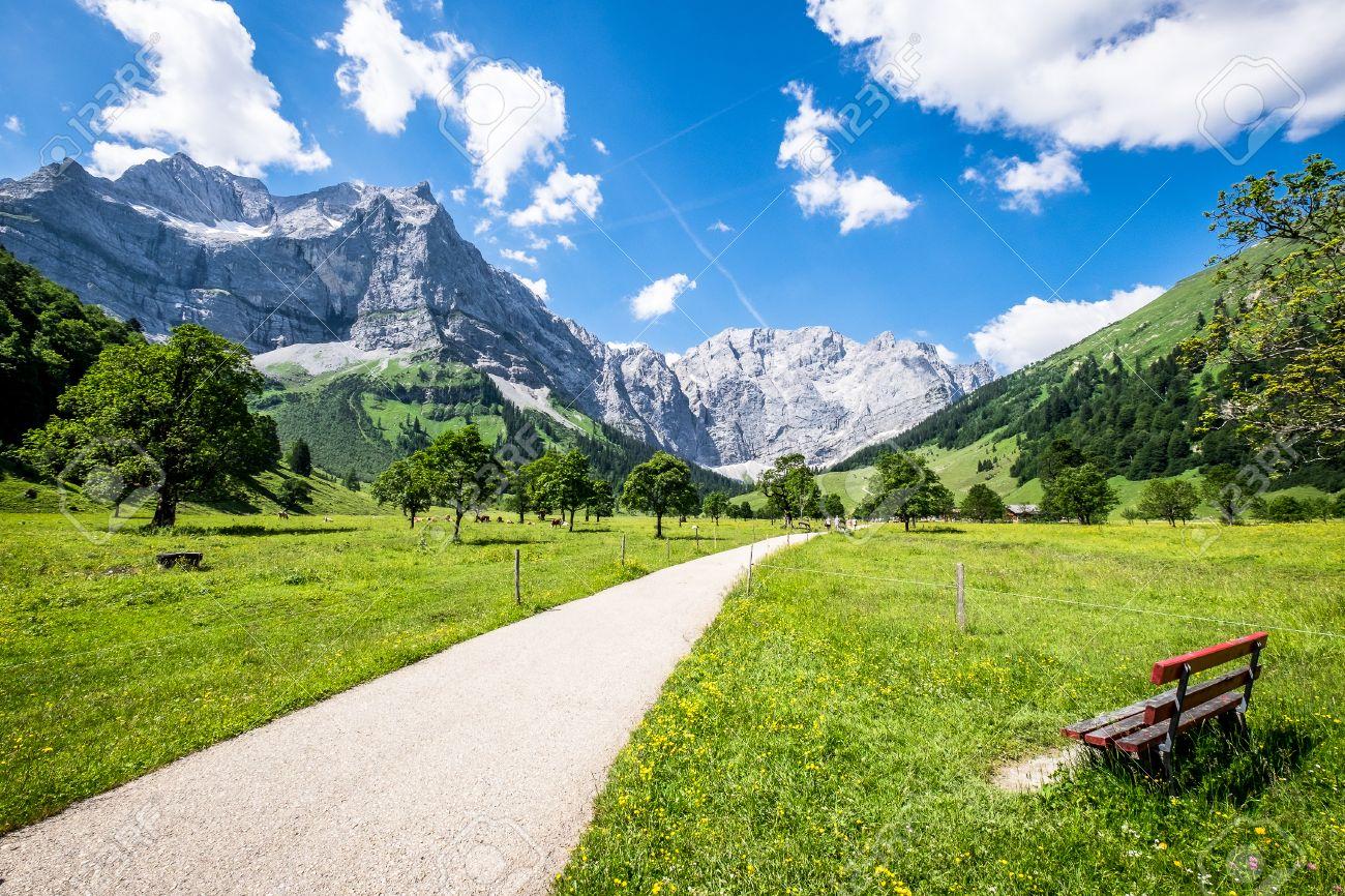Alpine Park Karwendel Alpine Park Images Stock Pictures Royalty Free