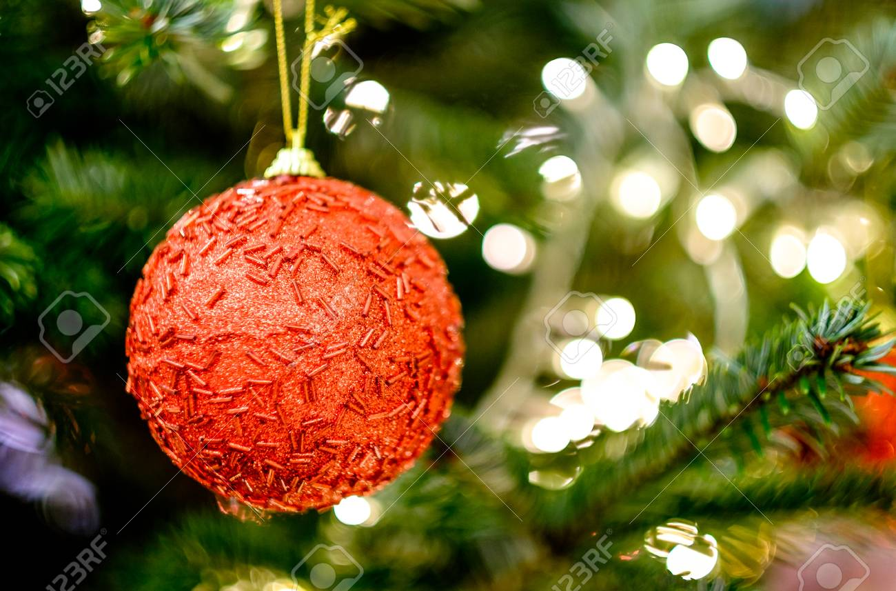 Old Fashioned Christmas Decoration - Photo Stock Photo, Picture And ...