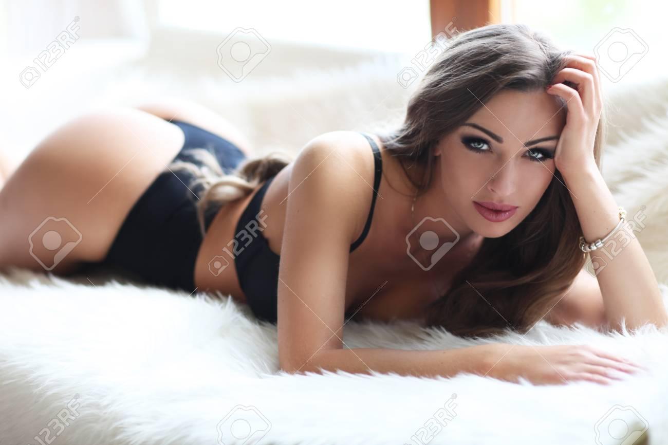 Sister teasing my cock