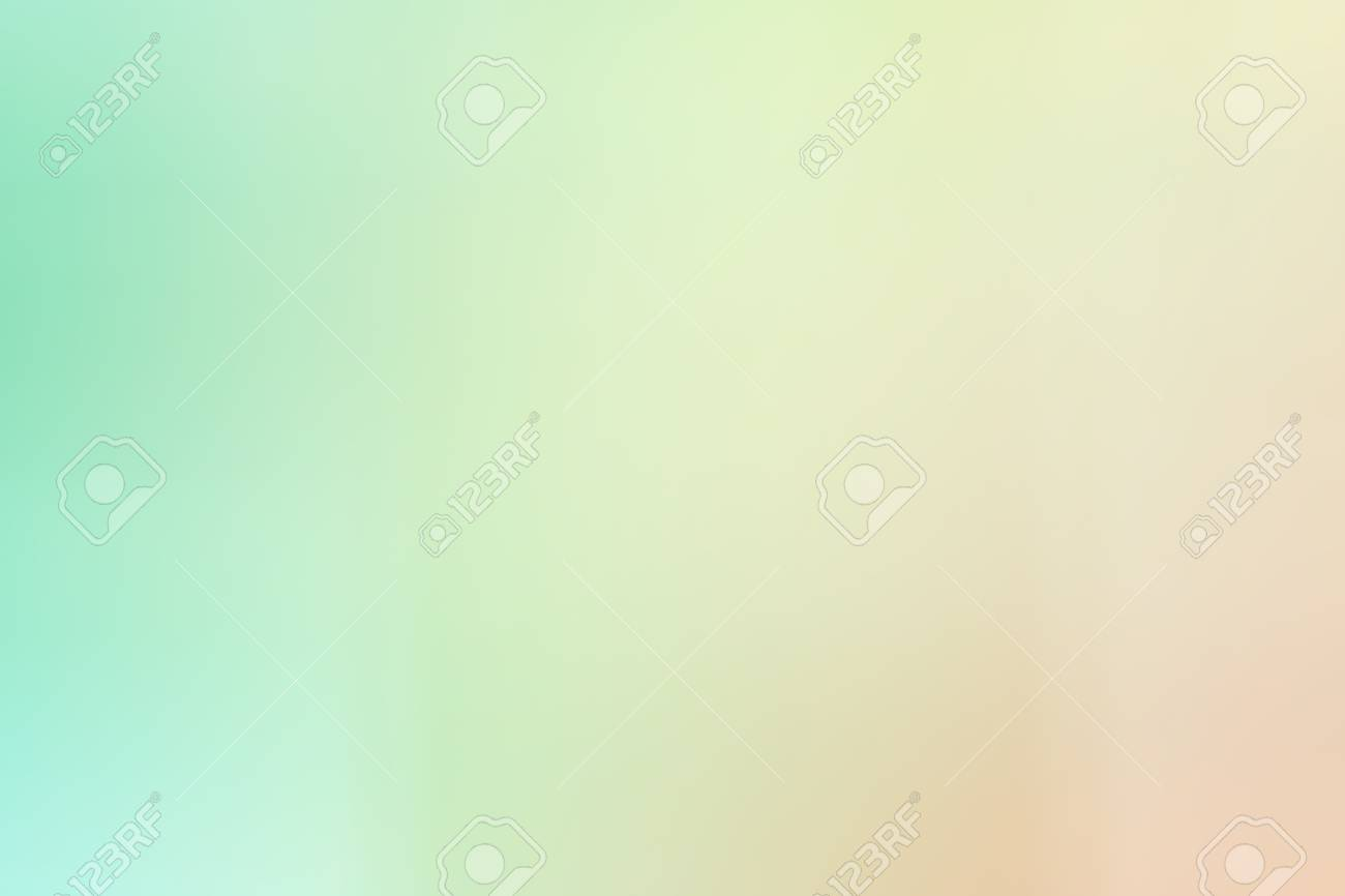 Soft Blue And Green Pastel Color Wallpaper Background