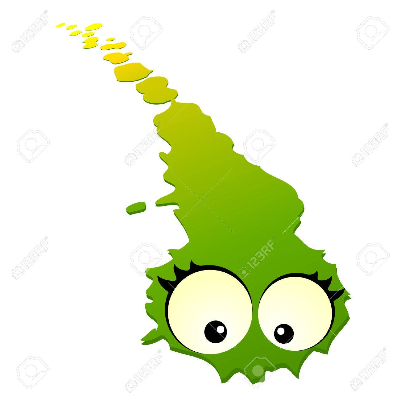 virus and germs Stock Vector - 7976994