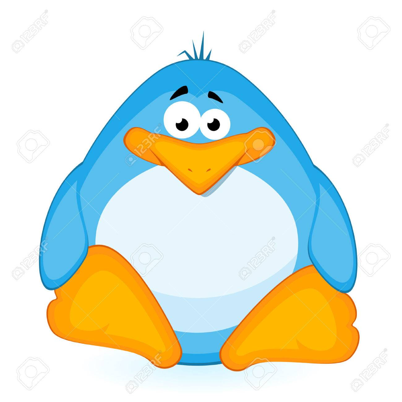 vector cartoon penguin royalty free cliparts vectors and stock