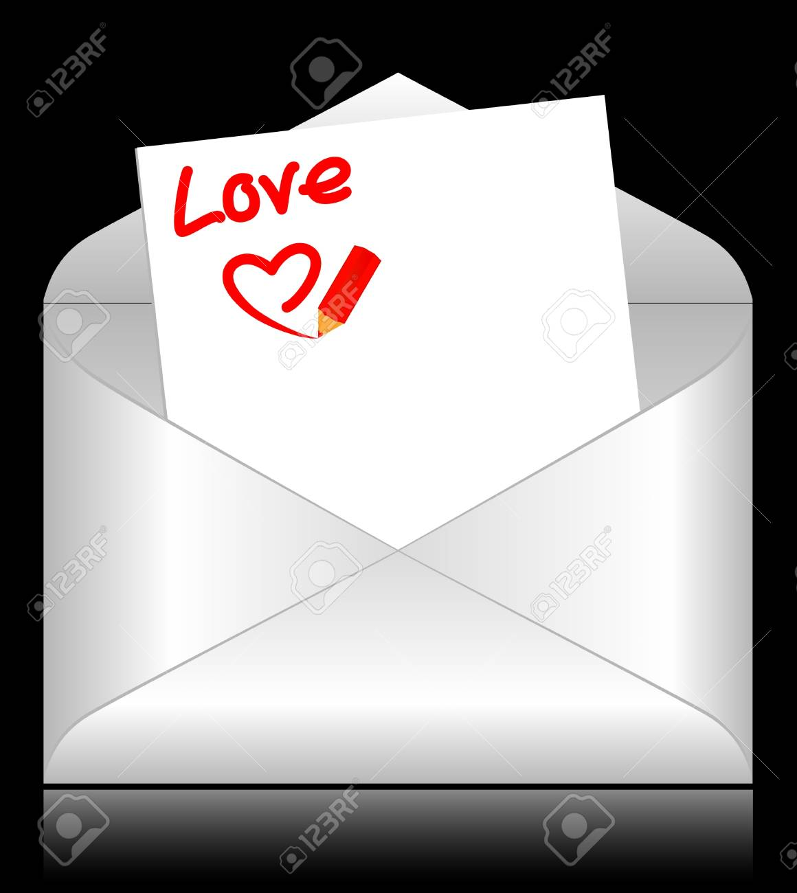 Celebratory envelopes Stock Photo - 8607529