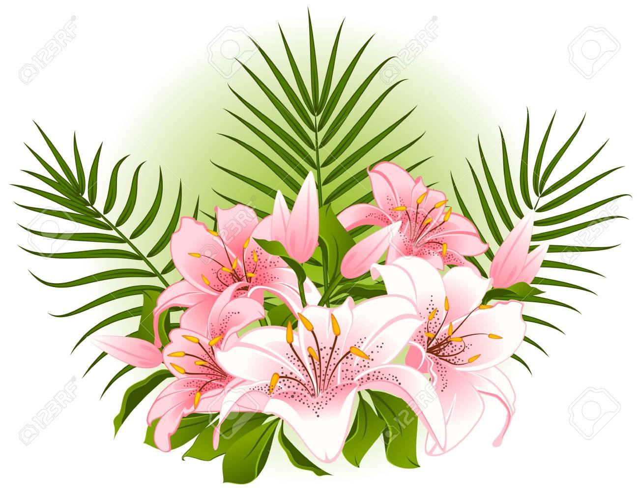 Bella lily bouquet fotos retratos imgenes y fotografa de archivo bella lily bouquet foto de archivo 8664762 izmirmasajfo