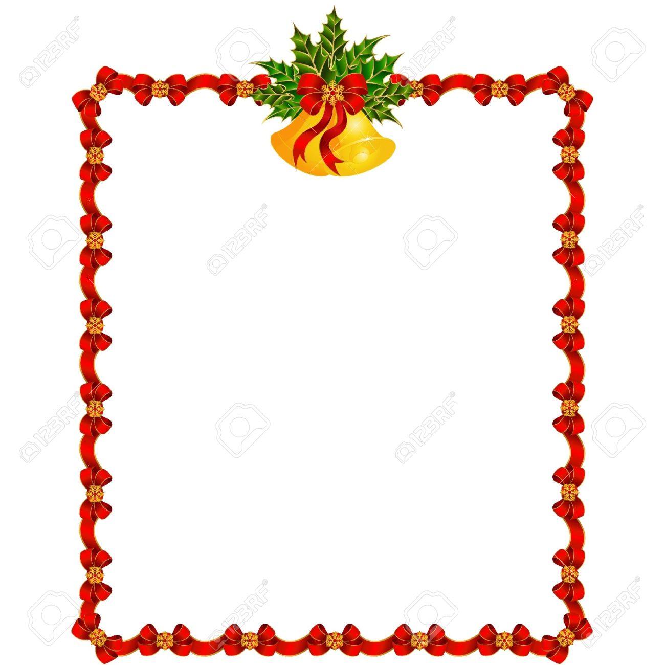hermoso fondo de navidad con guirnaldas y campanas vector foto de archivo with guirnaldas navideas - Guirnaldas De Navidad
