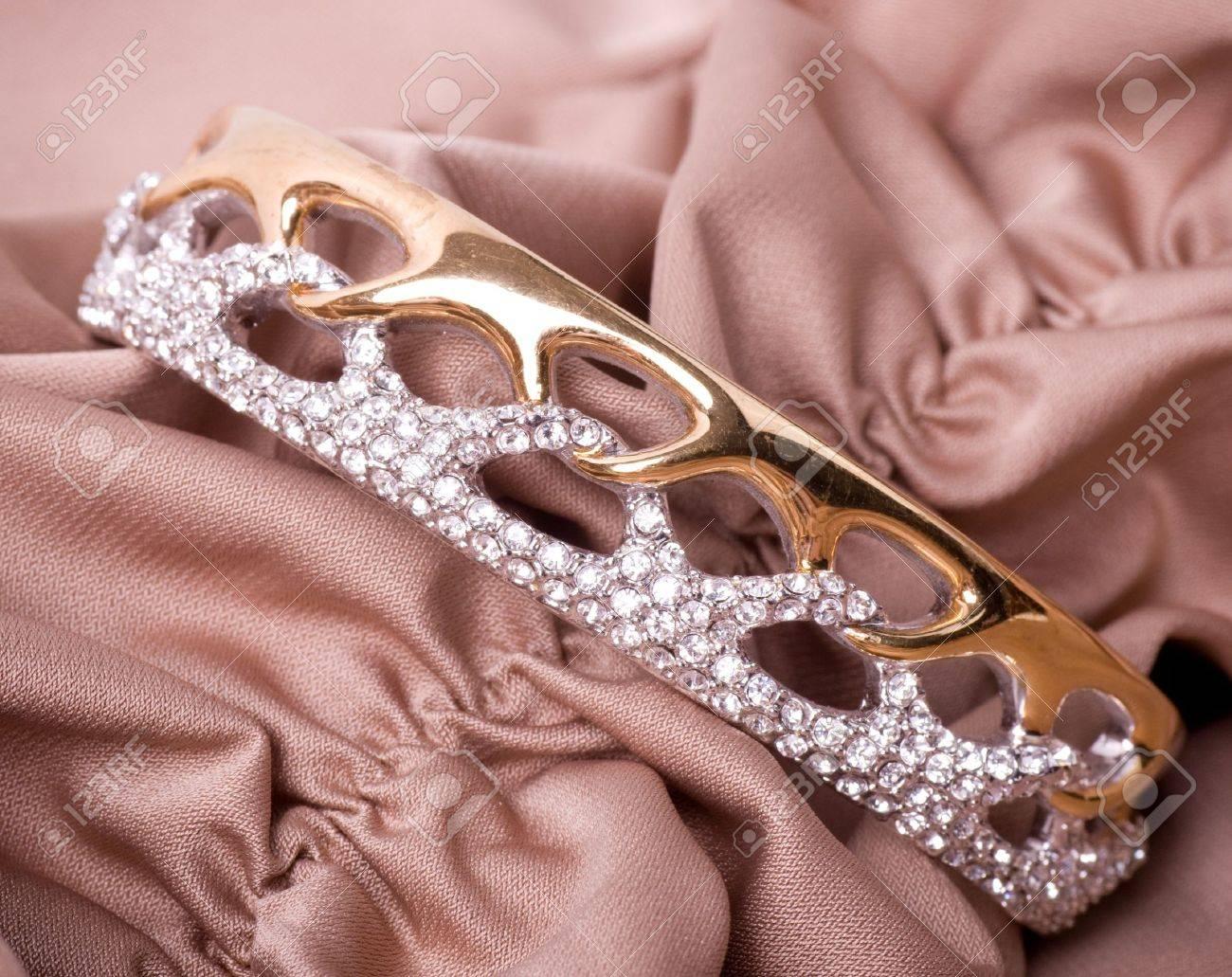 Beautiful jewelry on background Stock Photo - 16226846