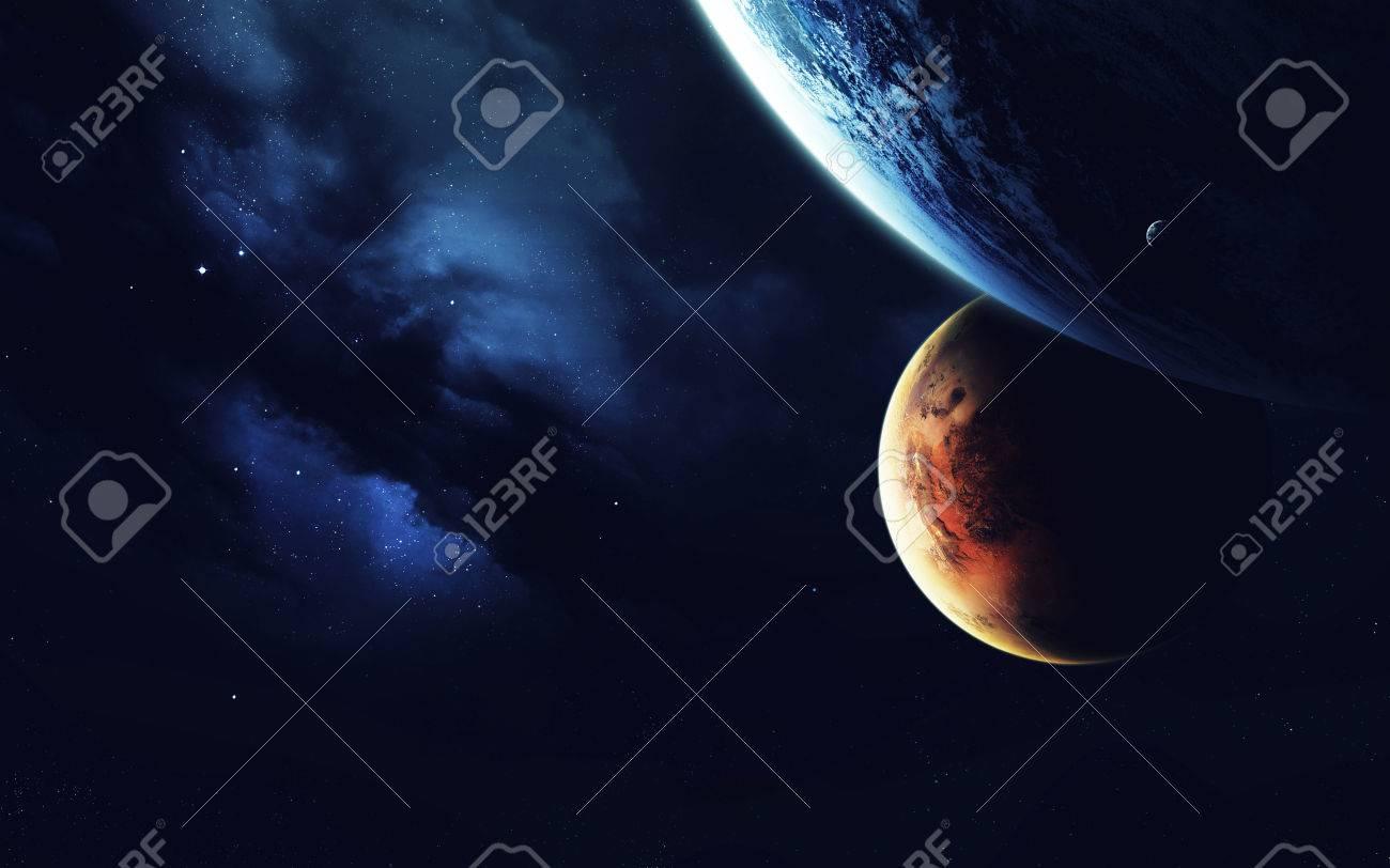 宇宙アート サイエンス フィクションの壁紙 深宇宙の美しさ 宇宙の