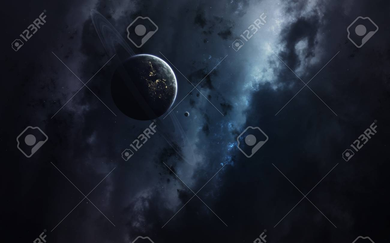 Download Wallpaper Night Beauty - 88707568-science-fiction-space-wallpaper-incredibly-beautiful-planets-galaxies-dark-and-cold-beauty-of-endles  Pic.jpg