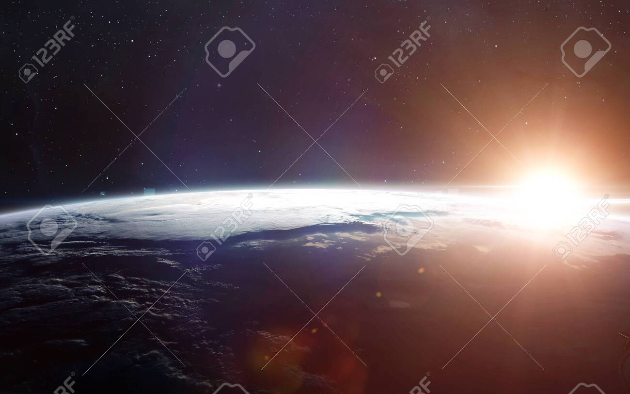View of earth from space - 149623564