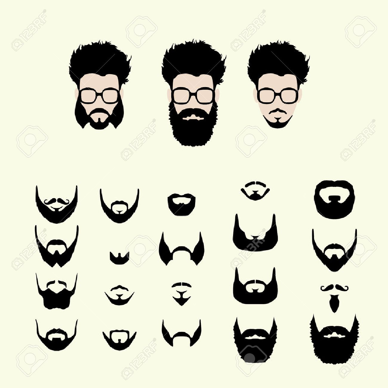 2,264 goatee cliparts, stock vector and royalty free goatee