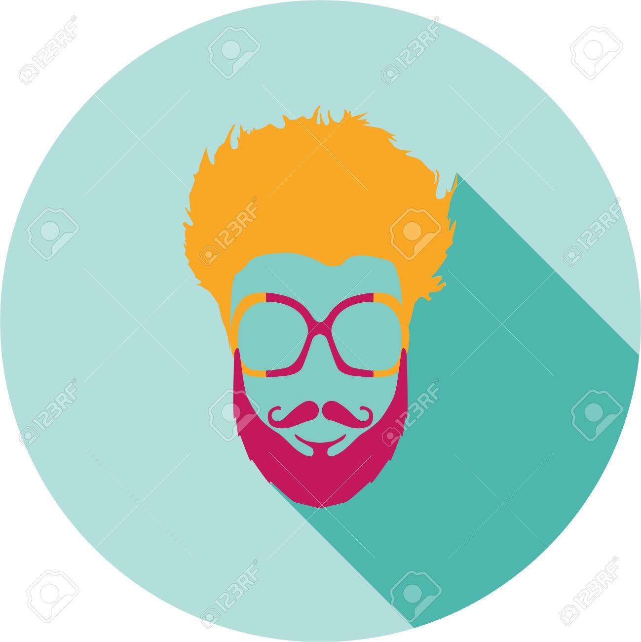 3632c06031b Super hero mask glasses collection. Flat style avatar icon. Colorful vector  illustration eps 8