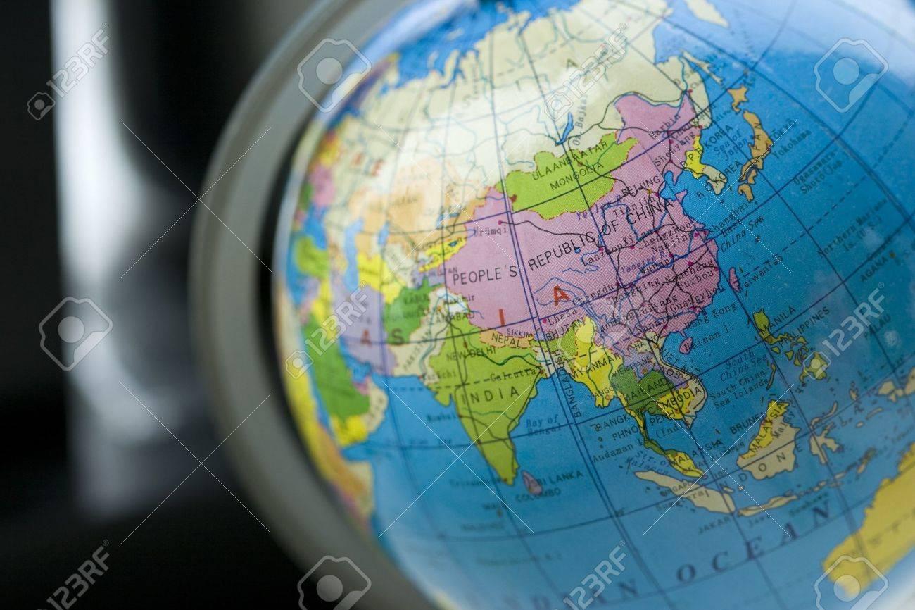 Globe Model Stock Photo - 7133612