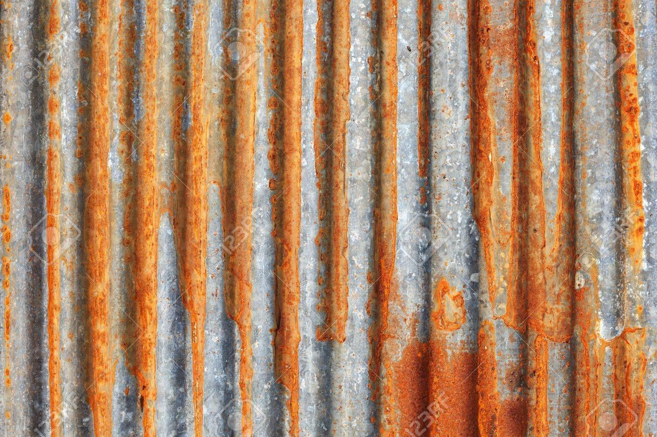 Rusty metal texture Stock Photo - 10039882