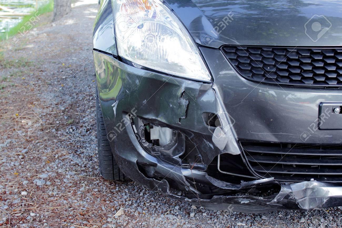 Car crash accident Stock Photo - 40226063