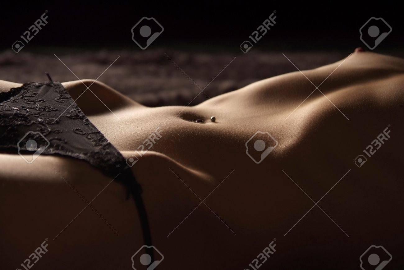 a cutout of a beautiful  and  woman body Stock Photo - 3139315