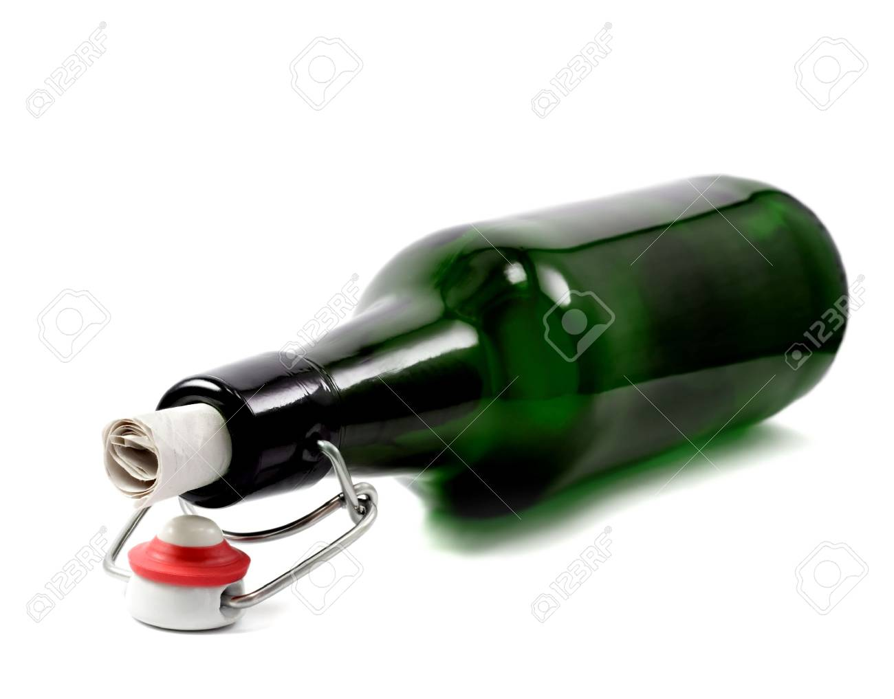 message in bottle Stock Photo - 4597425