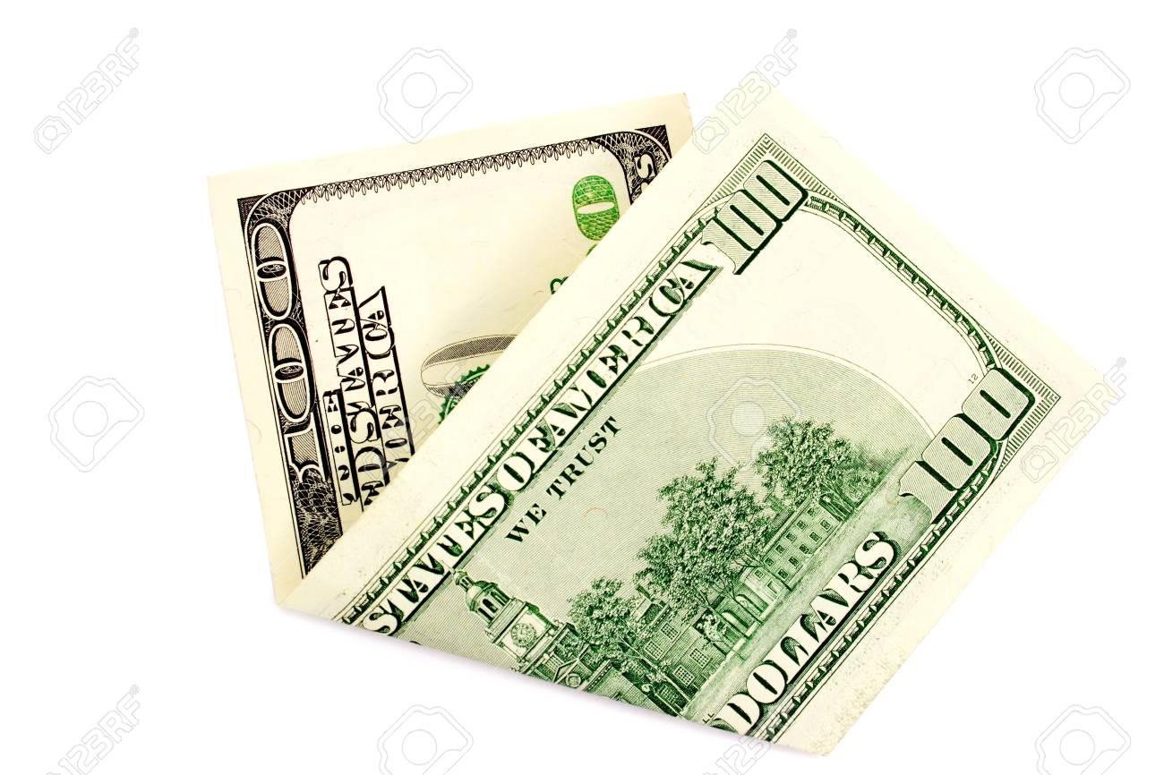 One hundred dollar Stock Photo - 4597599
