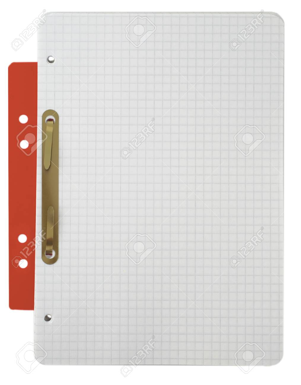 Notebook - Blank Note Book For write Stock Photo - 7720584