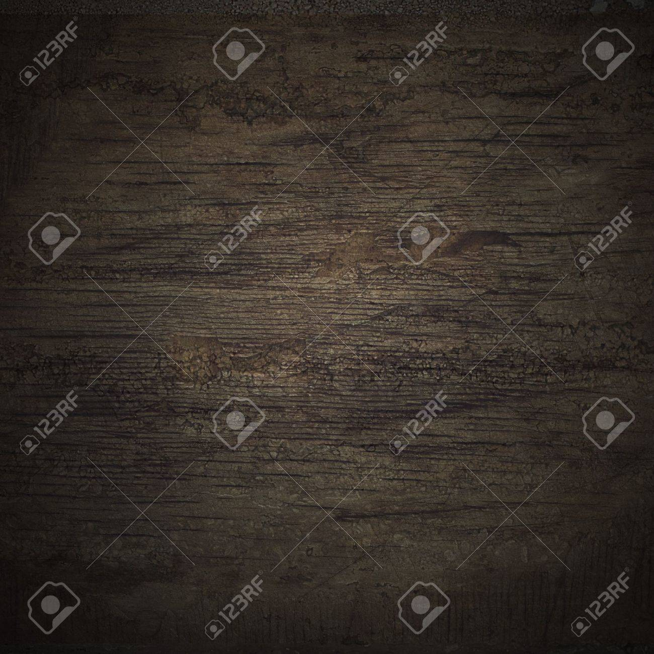 black wall wood texture background Stock Photo - 12821499