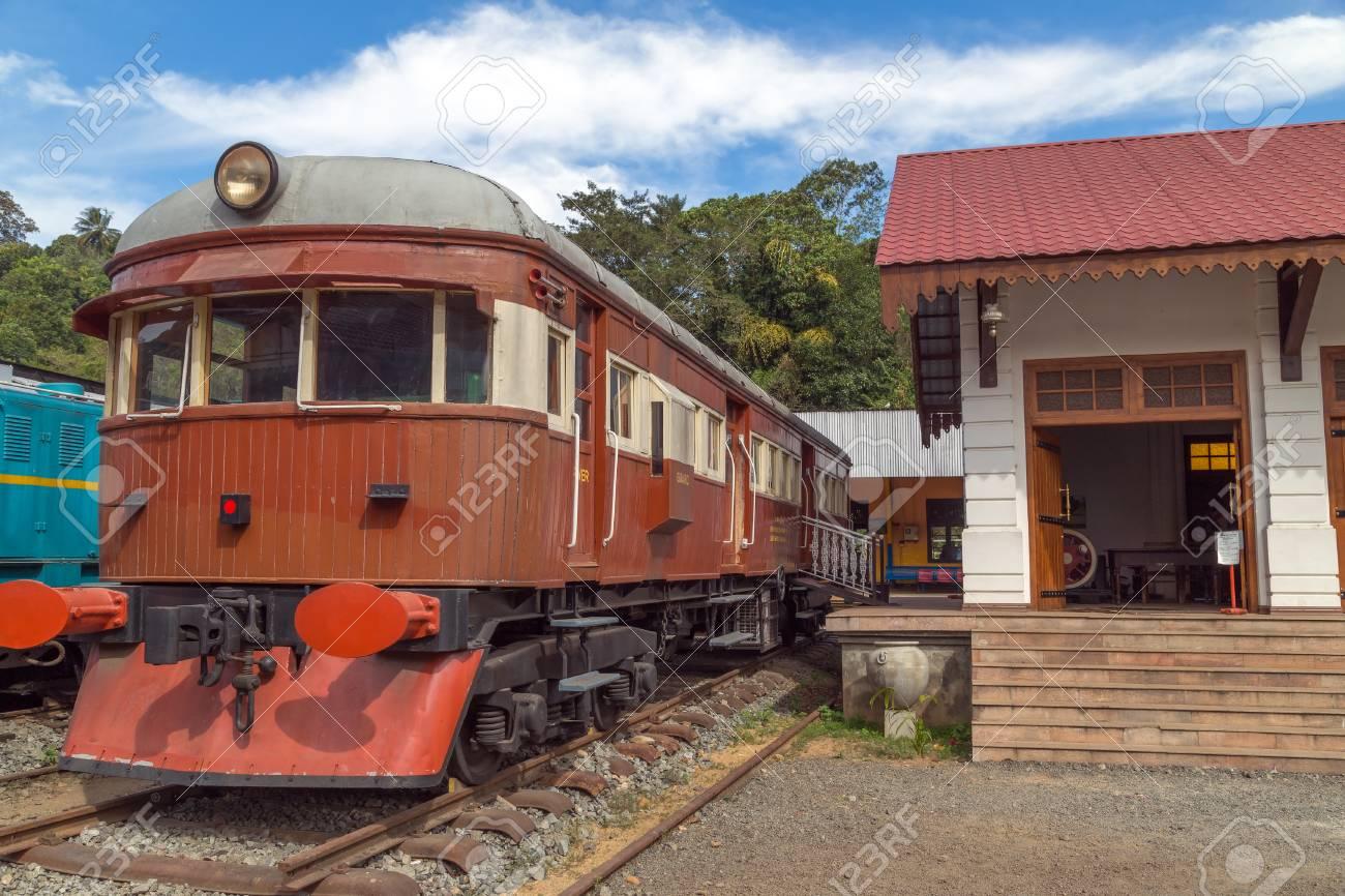KADUGANNAWA (スリランカ) - 201...