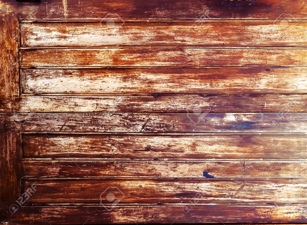 Long Wooden Epic Artifactory Reclaimed Barn Wood Wall Panel Stock Photo Picture And Royalty Free Image Image 121874826