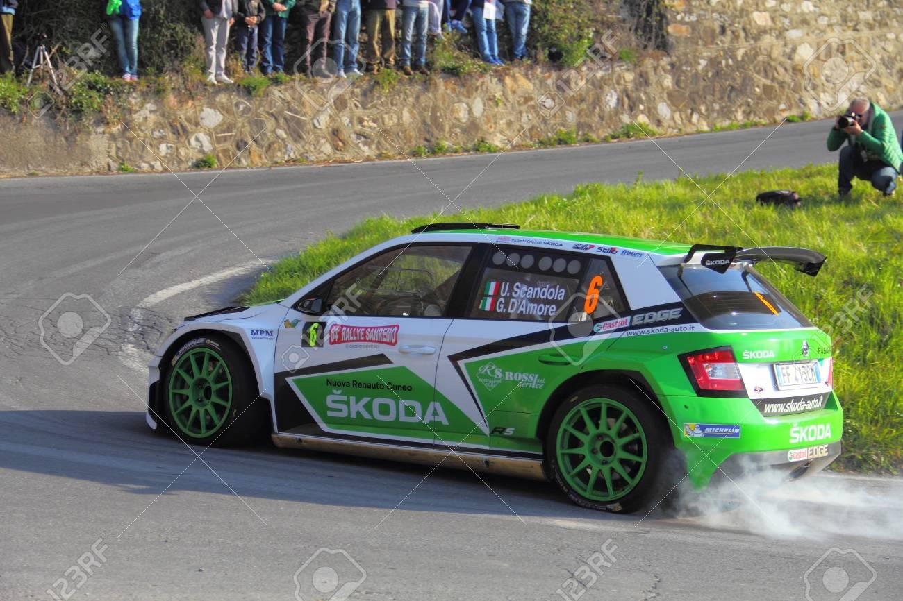 Rallye 1 avril 2017