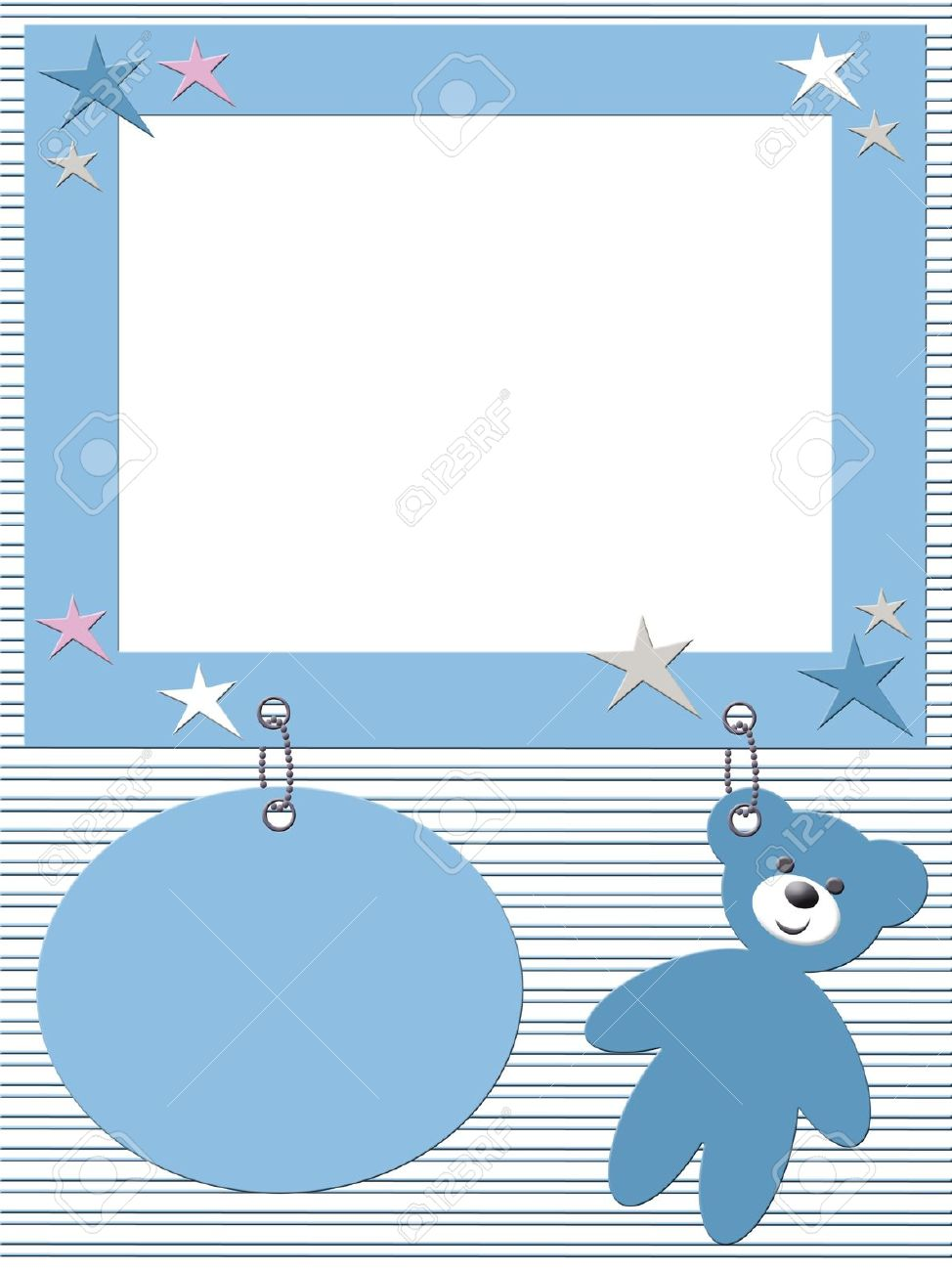 Baby boy photo frame with teddy bear stock photo picture and baby boy photo frame with teddy bear stock photo 11448254 jeuxipadfo Images